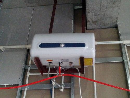 Cẩn thận khi sử dụng bình nóng lạnh
