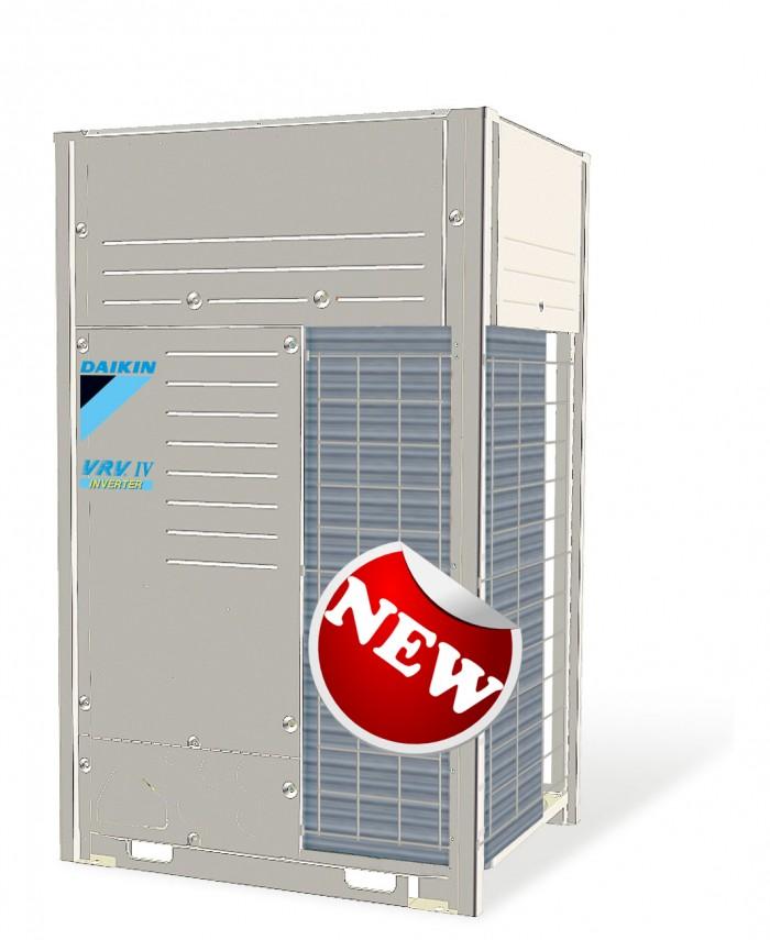 Cục nóng máy điều hòa trung tâm VRV_IV