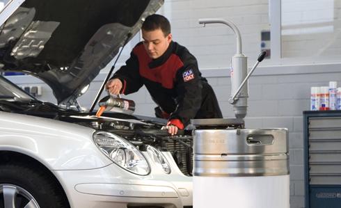 Bảo dưỡng điều hòa ôtô