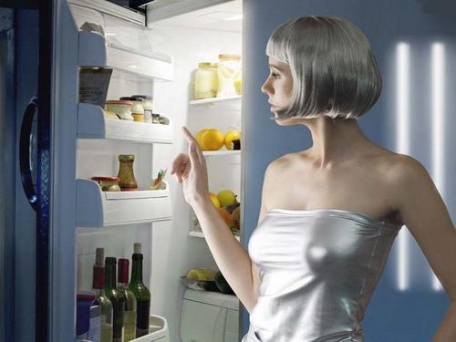 Sử dụng tủ lạnh