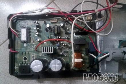 Bảng mạch máy lạnh