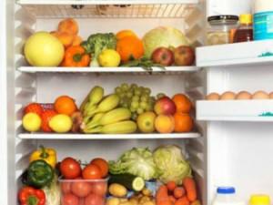 Thực phẩm trong tủ lạnh