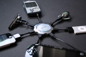 Sạc điện thoại đa năng