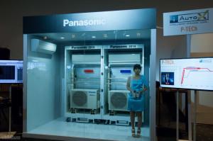 Máy điều hoà thế hệ mới của Panasonic